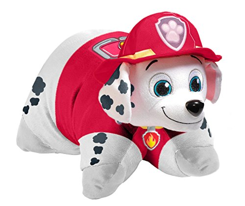 Pillow Pets Nickelodeon Paw Patrol, Marshall Dalmatian, 16' Stuffed Animal Plush Toy