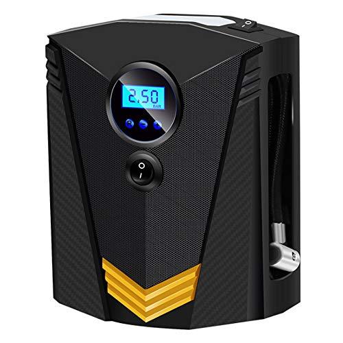 NCBH Digital Tire Air Pump Luchtpomp voor auto en mini fullmetal 22 cilinders compleet automatisch arrest luchttoevoer