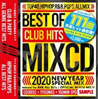 AV8 ALL DJ'S / BEST OF CLUB HITS 2020-NEW YEAR SPECIAL MIXCD-