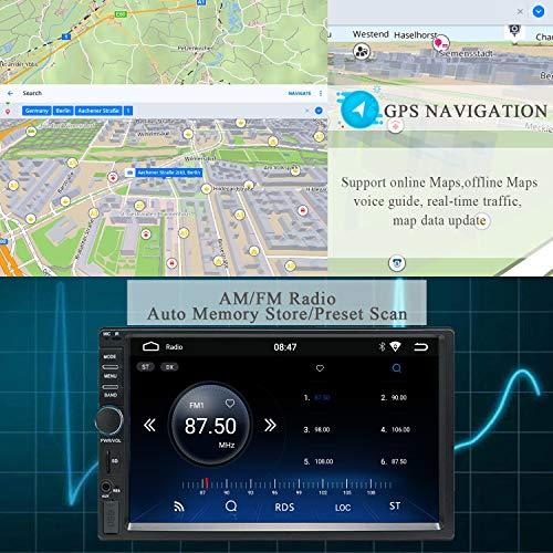 Panlelo S1 Android 9.0 2 DIN Universal 7 Pulgadas Autoradio ...