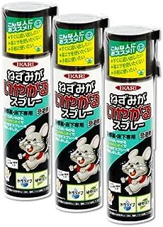 【ケース】ねずみ忌避剤 ねずみがいやがるスプレー 1ケース(320ml×24本)