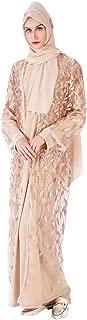 Palalibin Women Shirt,Muslim Women Dress Islamic Long Sleeve Maxi Abaya Kaftan Arab Clothes