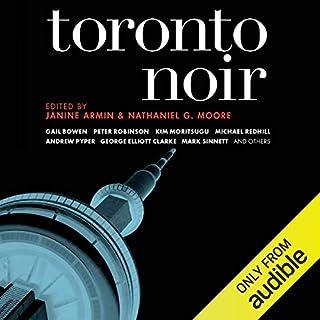 Toronto Noir cover art