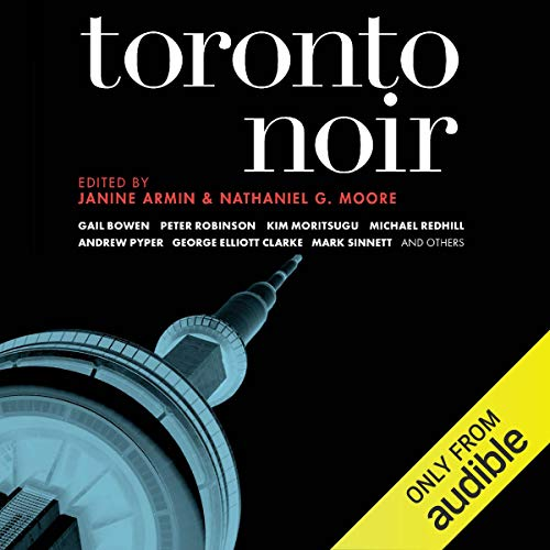 Toronto Noir cover art