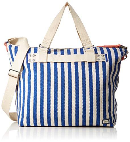 Esprit Accessoires Damen Tina Tote Bag, Blau (Bright Blue), 16x38x48 cm