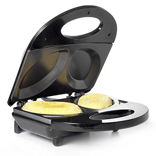 Holstein Housewares HF-09010B Fun Omelet Maker, Black