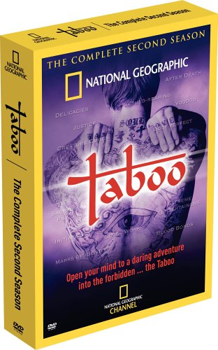 Taboo: Complete Second Season [DVD] [Import]