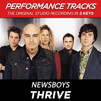 Thrive (Performance Tracks)