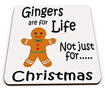 Gingers Are for Life Coaster