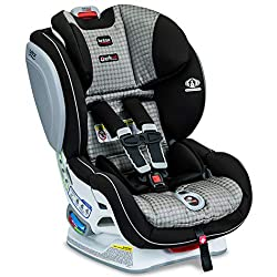 Third Place Britax Advocate ClickTight Convertible Car Seat Review