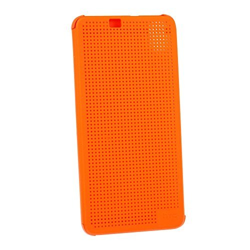 HTC Hard Shell Dot View Etui für Desire 826 orange