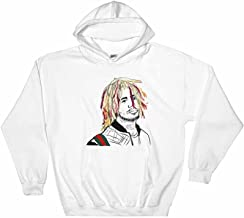 Babes & Gents Lil Pump White Hoodie Sweater (Unisex)