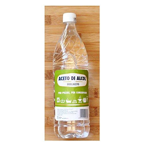 Brillaceto aceto di alcol per pulire e conservare 1 litro (1000046707)