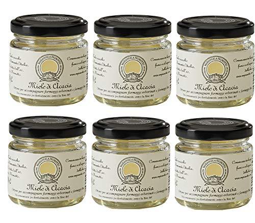 Azienda Agricola Prunotto Mariangela Miele di Acacia - 6 Confezioni da 100 g