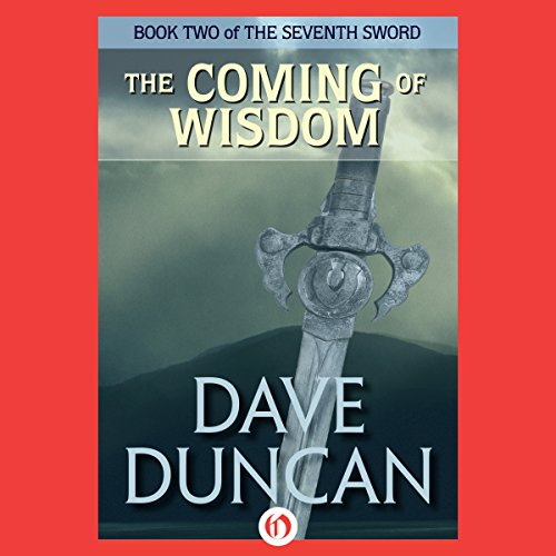 The Coming of Wisdom audiobook cover art