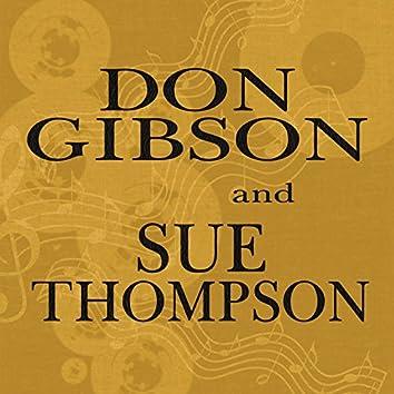 Don Gibson & Sue Thompson