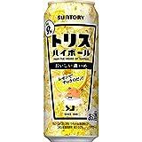 トリスハイボール 缶 キリッと濃いめ 500ml×24本