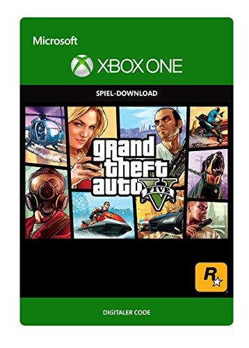 GTA V Standard Edition [Vollversion] [Xbox One - Download Code]
