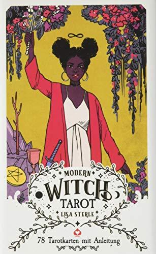 Modern Witch Tarot: 78 Tarotkarten mit Anleitung