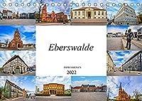 Eberswalde Impressionen (Tischkalender 2022 DIN A5 quer): Wunderschoene Bilder der Kreisstadt Eberswalde (Monatskalender, 14 Seiten )