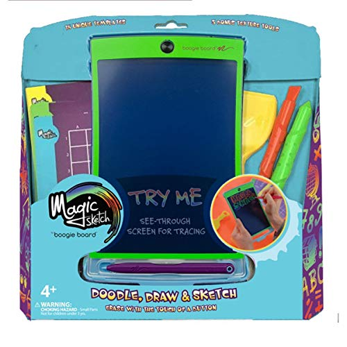 Boogie Board Magic Sketch Color LCD-Schreib-Tablet