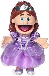 """14"""" Princess, Peach Girl, Hand Puppet"""
