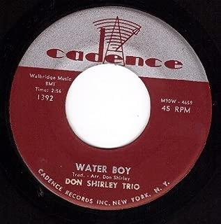 Water Boy/Freedom (VG 45 rpm)