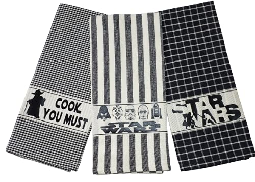 Top 10 Best Selling List for star wars kitchen towels
