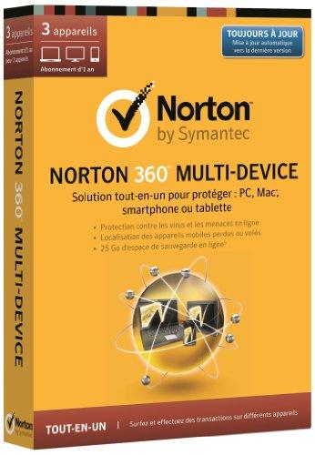 Norton 360 multi-device 2014