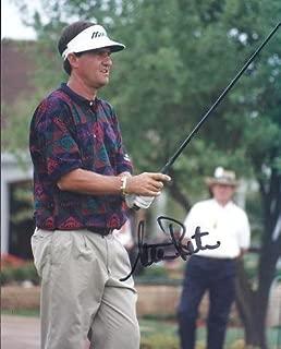 Steve Pate Autographed Golf 8x10 Photo - Beckett Authentication - Autographed Golf Photos