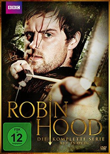 Robin Hood - Die komplette Serie (15 Discs)