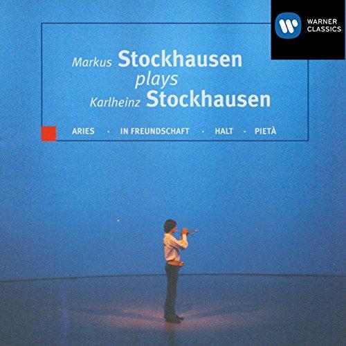 Aries (Aus Sirius) · Für C-Trompete & Elektronische Musik (1977): Takt 131