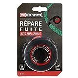 FACOM 84381 Adhésif répare fuite auto amalgamant 3 m x 25 mm, Noir