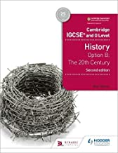 Permalink to Cambridge Igcse and O Stage History: Option B: The 20th century PDF