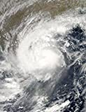 Stocktrek Images – Tropical Cyclone Laila hovers over the