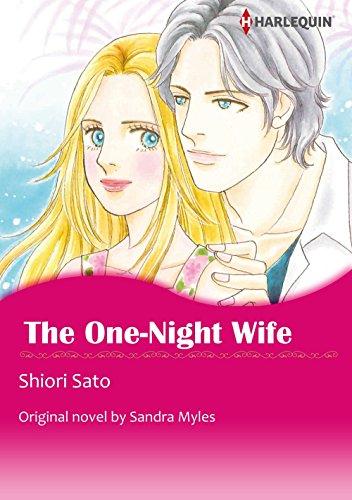 The One-Night Wife: Harlequin comics (English Edition)