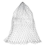Fishing Net, Standard Nylon Replacement Net Bag, Fishing Landing Mesh Net, Rhombus, 7 Sizes