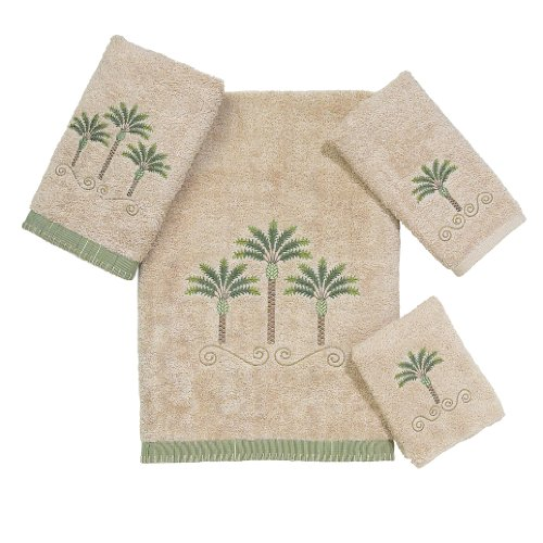 Avanti Linens 02205S LIN Towel Set, 4-Piece
