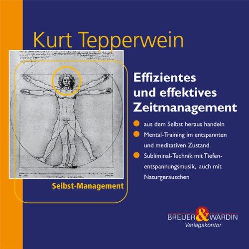 Effizientes und effektives Zeitmanagement Titelbild