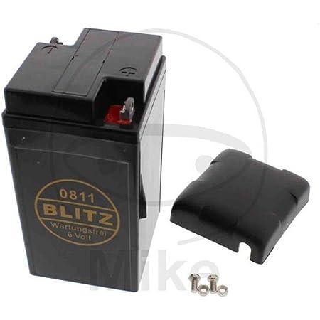 Batterie 0811 Schwarz Beschichtet Auto