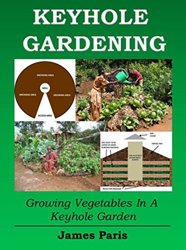 Keyhole Gardening: An Introduction To Growing Vegetables In A Keyhole Garden (No Dig Gardening Techniques)