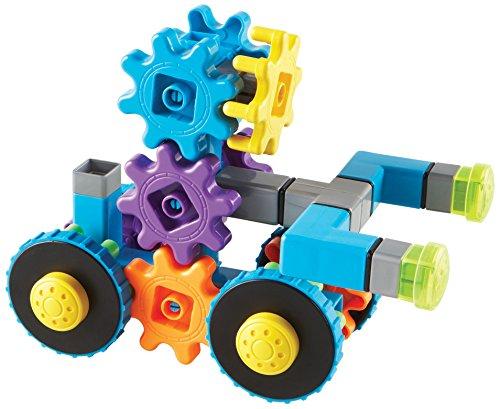 Learning Resources- Vehículos de exploración con Engranajes RoverGears Gears, Color (LER9232)