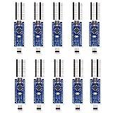 Longruenr Mini Nano V3.0 ATmega328P 5V 16M Micro Controller Board Module Compatible for ArduinoIDE ( Need Soldered)