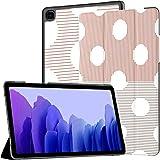 Streifen S Hüllen für Tablets Galaxy Tab A7 10,4 Zoll Galaxy Tab A Hülle Galaxy Tab A7 Hülle mit Auto Wake/Sleep Fit Tablet Hülle für Galaxy Tab A7 Sm-t500 / t505 / t507