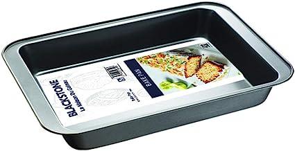 Blackstone Nonstick Bakeware Rectangular Baking Pan, Cookie Sheets, Roasting Pan Professional for Oven, Easy Clean Baking ...