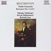 Violin Concerto Romances by L. Van Beethoven (1992-01-03)