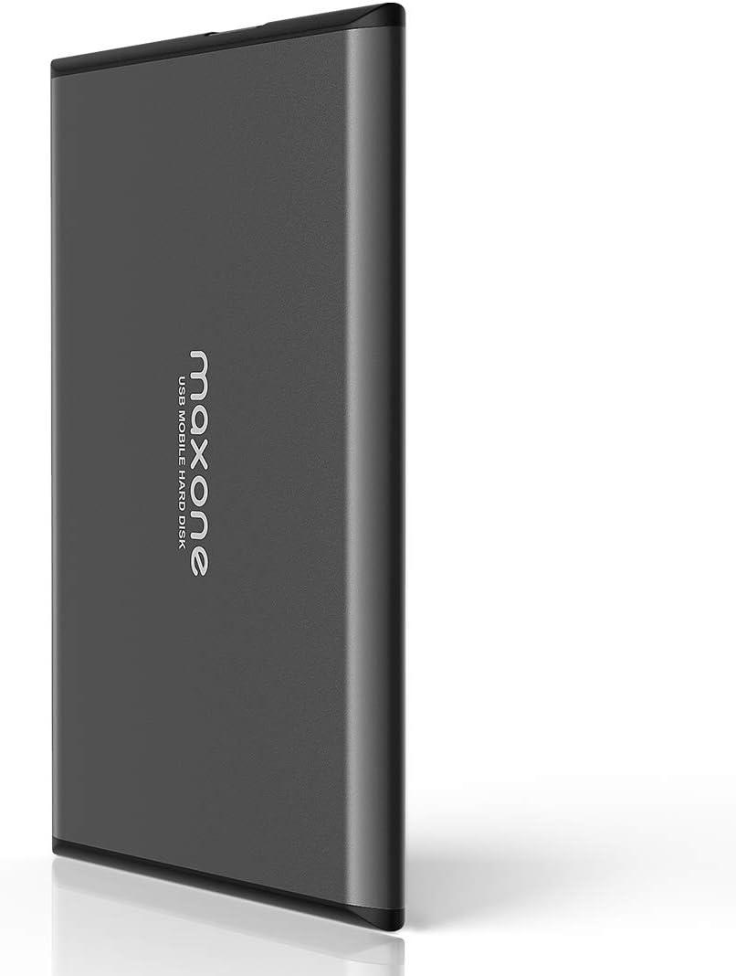Maxone 1TB High cheap order Ultra Slim Portable External Drive 3.0 USB Hard HDD f