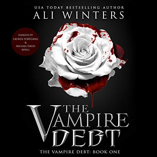 The Vampire Debt Audiobook By Ali Winters cover art