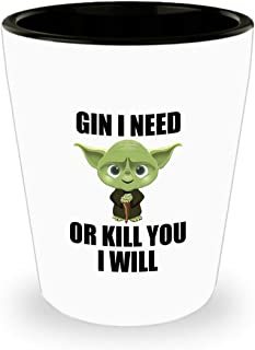 Best star wars gin glass Reviews