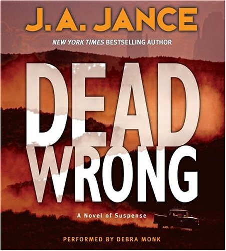 Dead Wrong  By  cover art